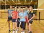 Badminton Training Vorstand