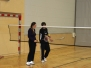 Badminton Training mit Jan