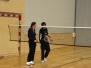Badminton Training mit Jan