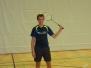 Badminton Abschlusstraining