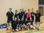 Badminton Meisterschaftsspiel